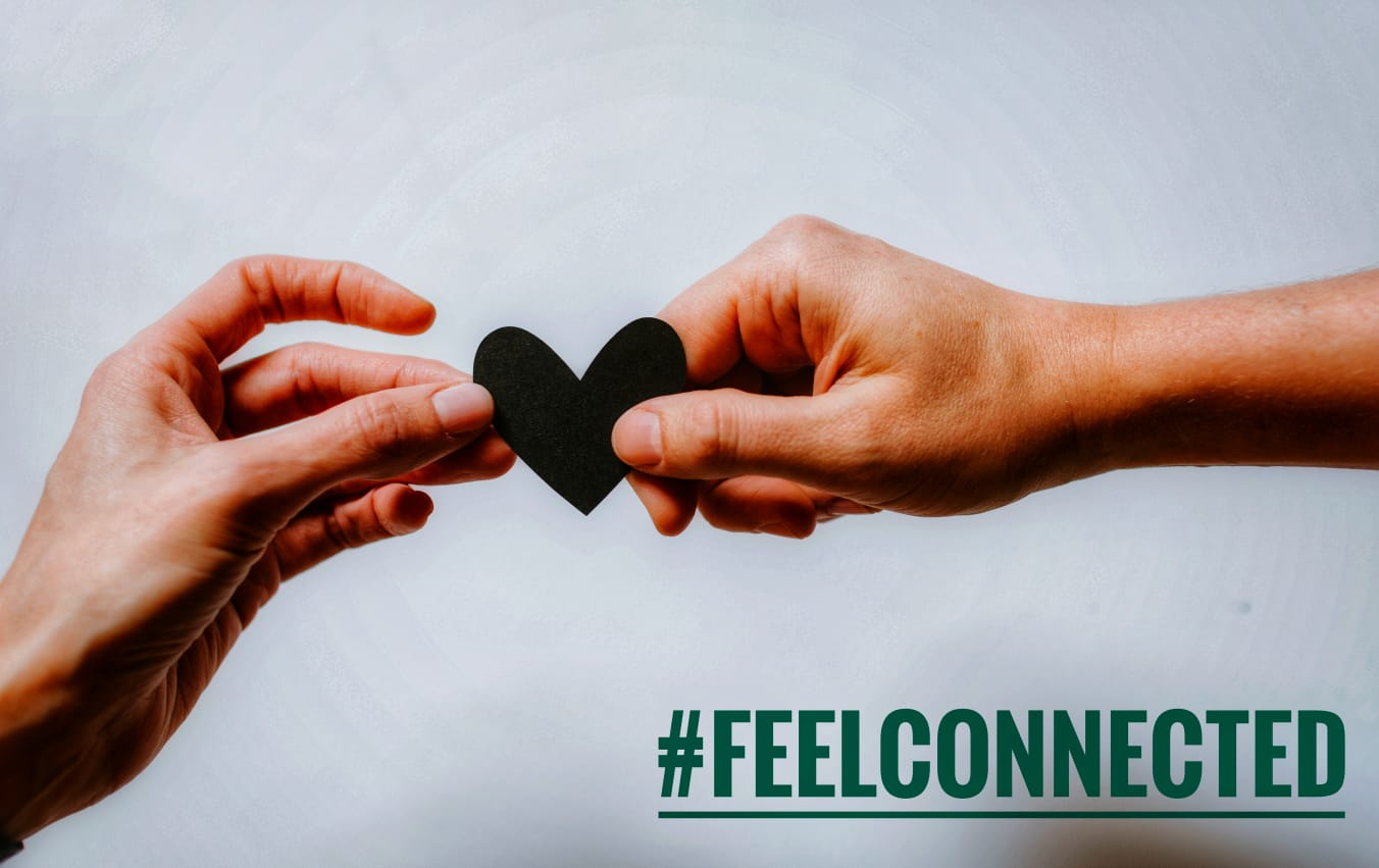 #feelconnected